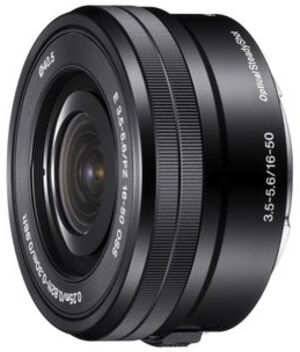 SONY SEL P 16-50mm f 3.5-5.6 OSS SEL-P1650