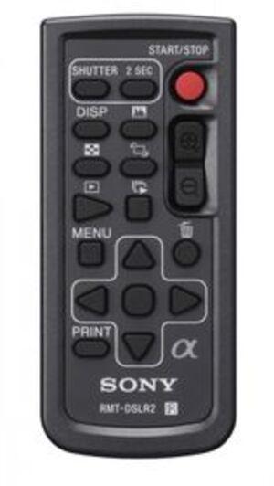 SONY RemoteControl Alpha & NEX RMT-DSLR2