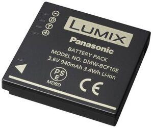 Panasonic Li-Ion Akku DMW- BCF10E9 DMW-BCF10E9