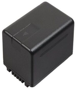 Panasonic Lithium-Ionen-Akku VW-VBT380E-K VW-VBT380