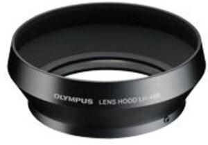 Olympus LH-48B Sonnenblende metal black V324482BW000