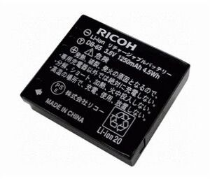 Ricoh DB-65 Lithium-Ionen Akku 174584