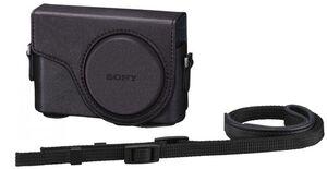 SONY Bag LCJ-WD WX300/350 Case Black LCJ-WDB