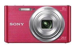 SONY DSC-W830 Cybershot Pink DSC-W830P