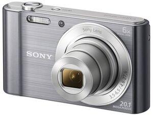 SONY DSC-W810 Cybershot Silver DSC-W810S