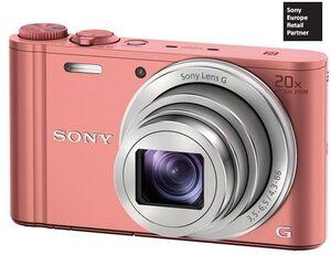 SONY DSC-WX350P pink, 18.2 Mio. Pixel DSCWX350PCE3