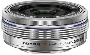 Olympus m.Zuiko 14-42mm 3.5-5.6 EZ silve V314070SE000