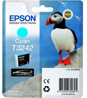 EPSON Tintenpatrone cyan C13T32424010