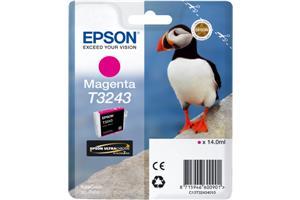 EPSON Tintenpatrone magenta C13T32434010