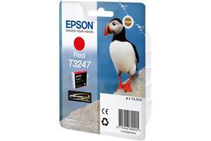 EPSON Tintenpatrone rot C13T32474010