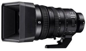 SONY E-Mount FF 18-110mm F4 G OSS SELP18110GSYX