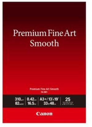 Canon Paper/FA-SM1 FineArt Smooth A3+25sh 1711C004