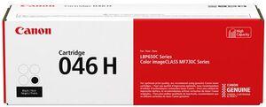 Canon CRG 046 HBK schwarz Toner hohe Kapazität fuer LBP654Cx, LBP653Cdw MF735Cx, MF734Cdw, MF732Cdw 1254C002