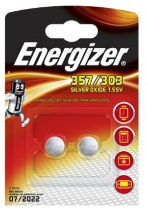 Energizer Multidrain 2x 357/303 FSB-2 E301319100