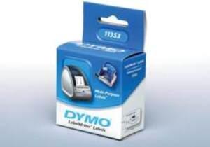 DYMO Vielzweck-Etiketten 13x25mm, weiss 11353