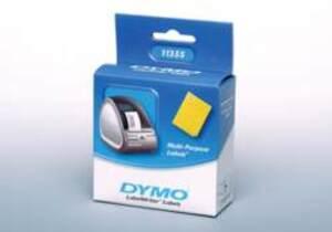 DYMO Mehrzweck-Etiketten 19x51mm, weiss 11355