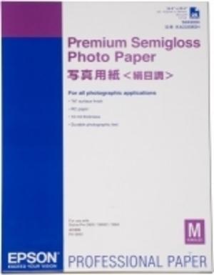 EPSON Papier / Semigloss Premium Photo/A2/25sh S042093
