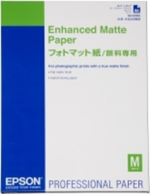 EPSON Enhanced Matte Paper A2 S042095