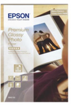 EPSON Premium Glossy Photo Paper/10x15cm 40sh S042153