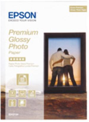 EPSON Premium Glossy Photo Paper/13x18cm 30sh S042154
