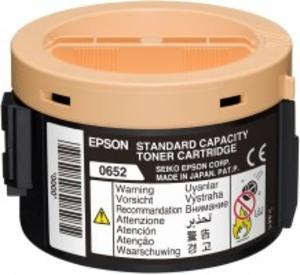 EPSON Toner schwarz 1000S C13S050652