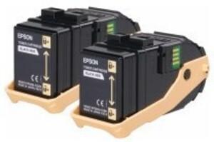 EPSON Toner/AL-C9300N/Magenta 2pk C13S050607