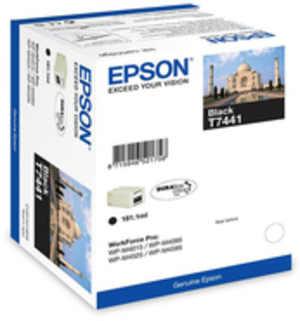 EPSON Ink Cart/WP-M4000/M4500 Black 2.5K C13T74314010