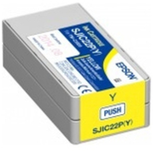 EPSON INK CARTRIDGE YELLOW C33S020604