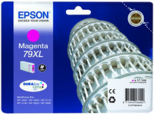 EPSON Ink, 79XL, magenta C13T79034010