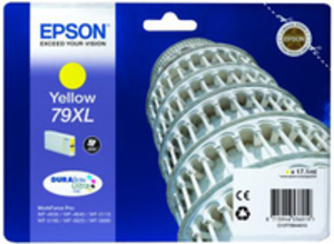 EPSON Epson Ink, 79XL, yellow C13T79044010