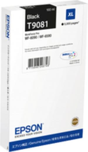 EPSON Ink Cart/T9081 XL Black C13T908140