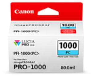 Canon Ink Cart/PFI-1000 Photo Cyan 550C001