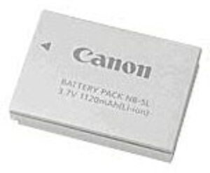 Canon NB-5L Li-Ion Akku 1135B001