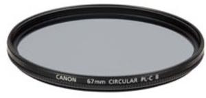 Canon Zirkularpolfilter Filter 67mm 2189B001