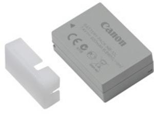 Canon Lithium-Ionen-Akku NB-10L, 920 mAh / 912560H