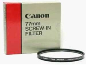 Canon PROTECTION FILTER 77MM 2602A001