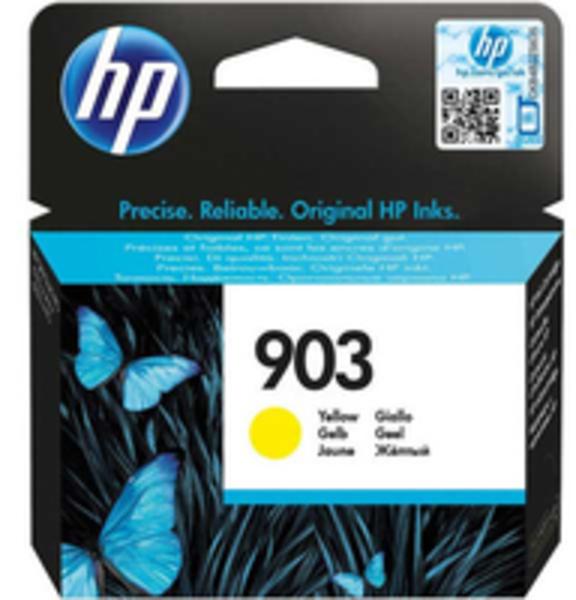 HP 903 Tintenpatrone Gelb 315 Seiten T6L95AE