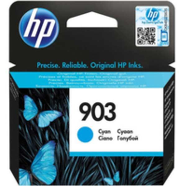 HP 903 Tintenpatrone Cyan 315 Seiten T6L87AE