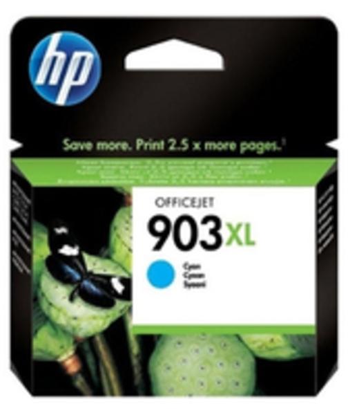 HP 903XL Tintenpatrone Cyan High Yield 825 Seiten T6M03AE