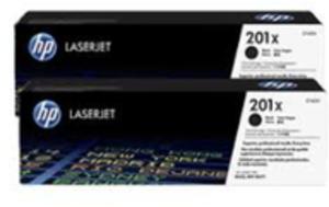 HP Toner-Modul 201X schwarz CF400XD