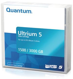 Quantum LTO-5 DATA CARTRIDGE MR-L5MQN-01
