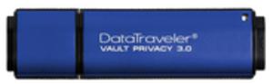 Kingston DataTraveler Secure 4GB USB 3.0 Privacy DTVP304GB