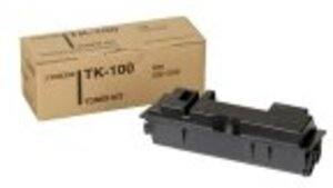 KYOCERA Kyocera Toner Kit, black TK100