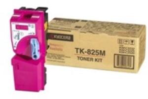 KYOCERA Toner Kit magenta TK-825M