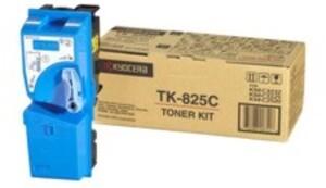 KYOCERA Kyocera Toner Kit, cyan TK-825C