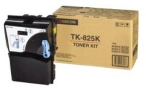 KYOCERA Kyocera Toner Kit, black TK-825K