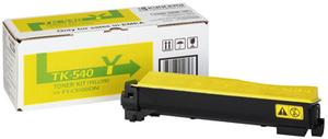 KYOCERA Toner-Kit yellow KYTK540Y