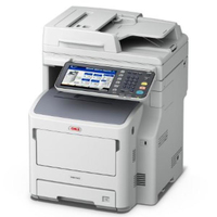 OKI MB760dnfax MFP mono Drucker A4 45387104