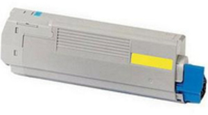 OKI Toner yellow 45536413