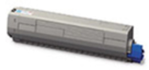 OKI MC873 Toner Cyan fuer 10.000 Seiten 45862816